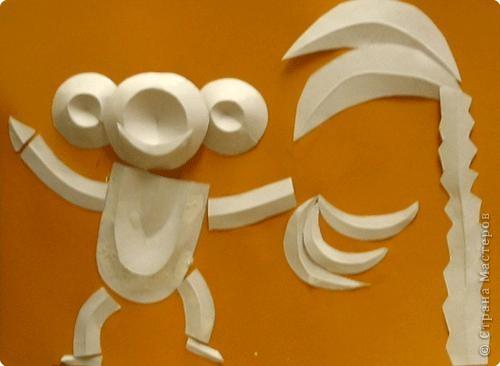 Поделка обезьяна символ 2016 года своими руками
